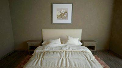 Косметический ремонт в спальне