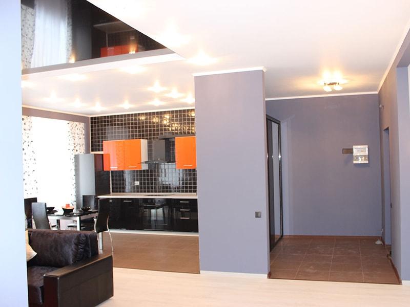 Премиум ремонт квартиры Северск по низким ценам. Портфолио компании USeversk на ремонт квартиры Северск.